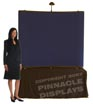 6 ft pop up table top trade show display